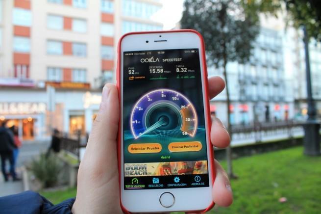 Análisis Pepephone 4G Santander 5