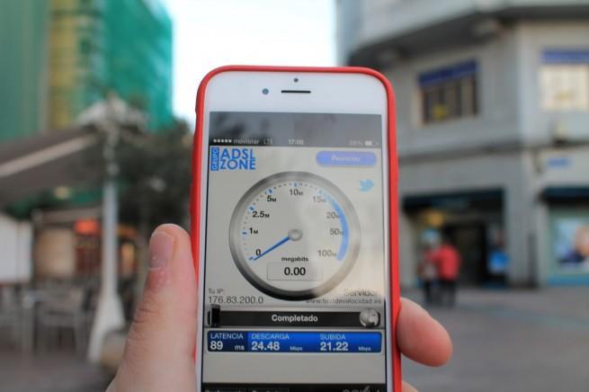 Análisis Pepephone 4G Santander 9