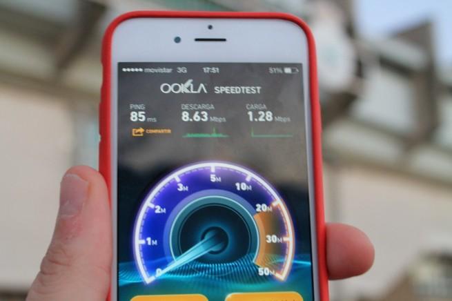 Análisis Pepephone 4G Santander 21