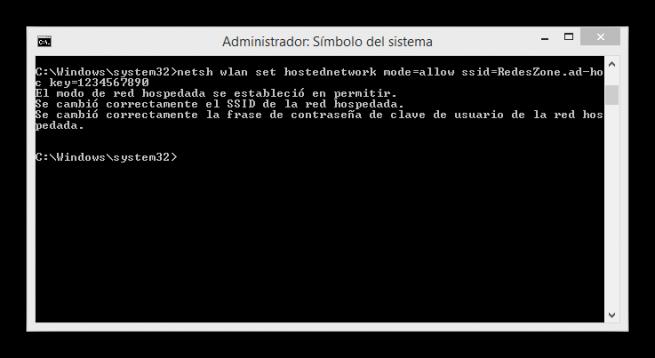 Windows 8 crear red ad-hoc foto 7