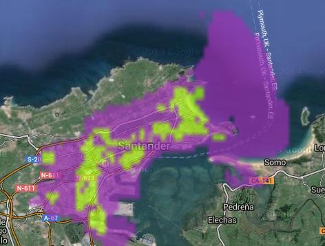 mapa cobertura de movistar