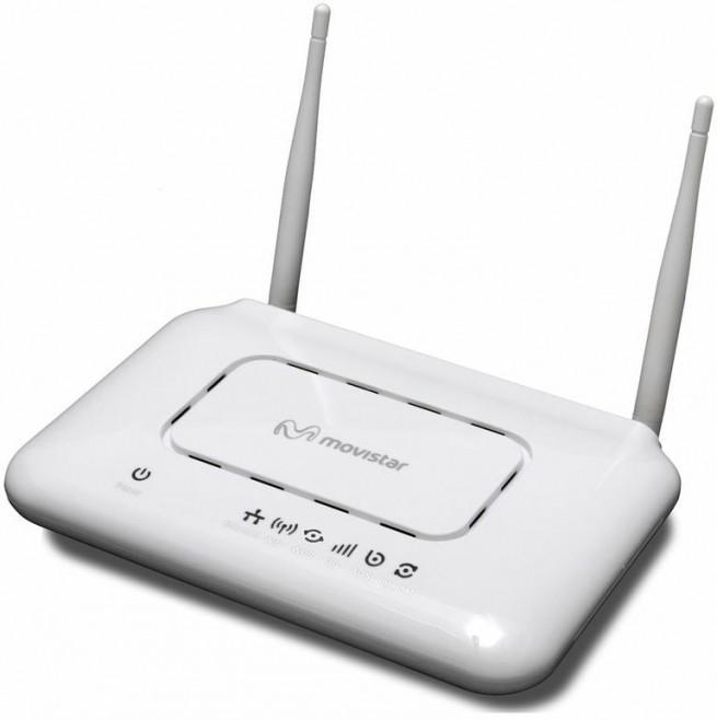 movistar cobrar registrar router