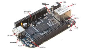 BeagleBone Black, un duro competidor para Raspberry Pi