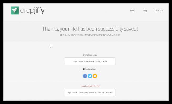DropJiffy enviar archivos foto 3