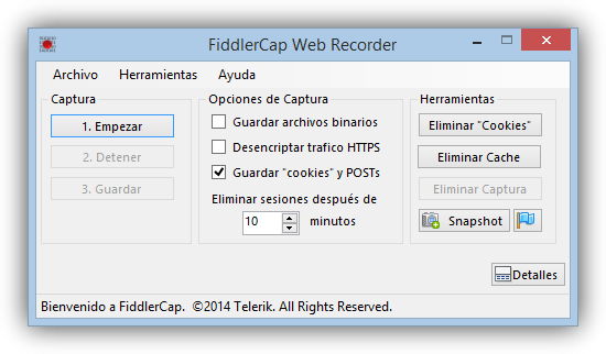 FiddlerCap monitor http https foto 1