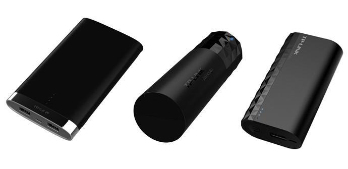 Ver noticia 'TP-LINK lanza nuevas Power Banks con baterías de 2.600mAh, 5.200mAh y 10.000mAh'