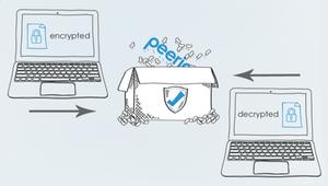 Peerio, un nuevo cliente de mensajería seguro y cifrado