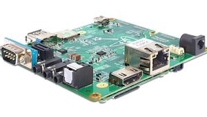 Wandboard, el rival de Raspberry Pi de alto rendimiento