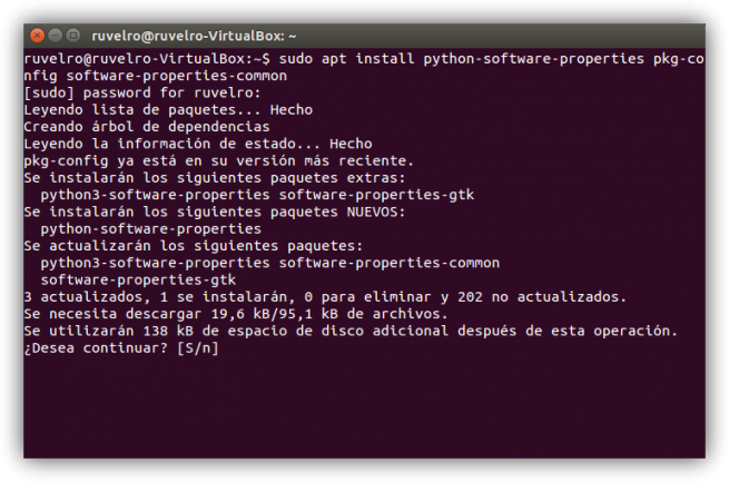 Instalar Kodi Ubuntu foto 1