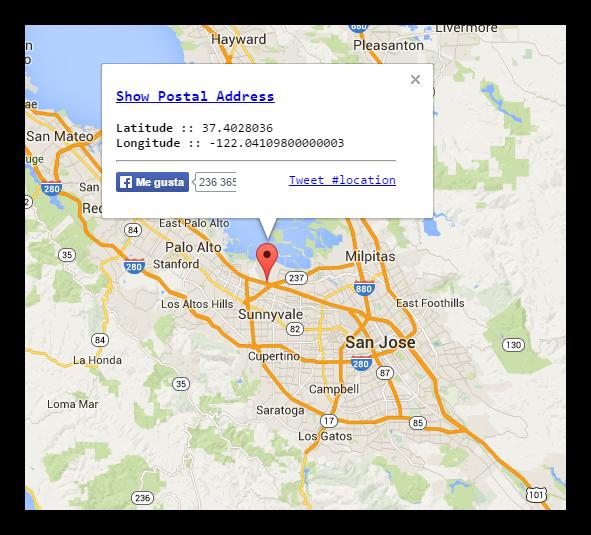 Emular ubicación gps google chrome foto 4