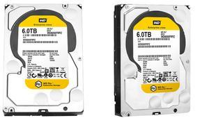 WD lanza los nuevos discos WD Re+ orientados a datacenters y servidores profesionales