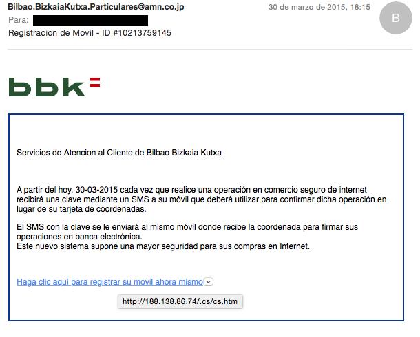 bbk phishing