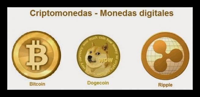 criptomonedas bitcoin foto