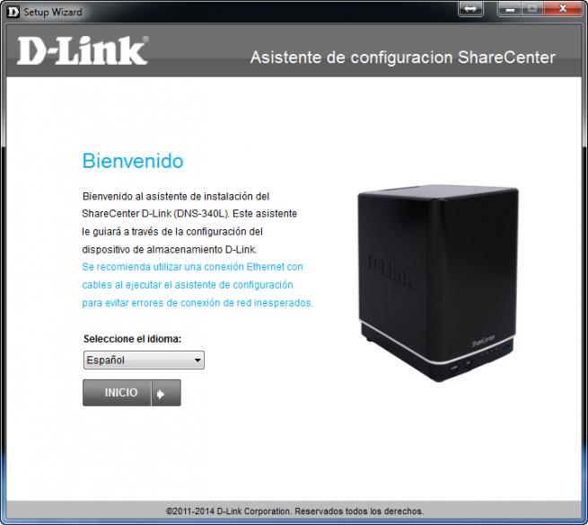 d-link_dns-340l_asistente_configuracion_1