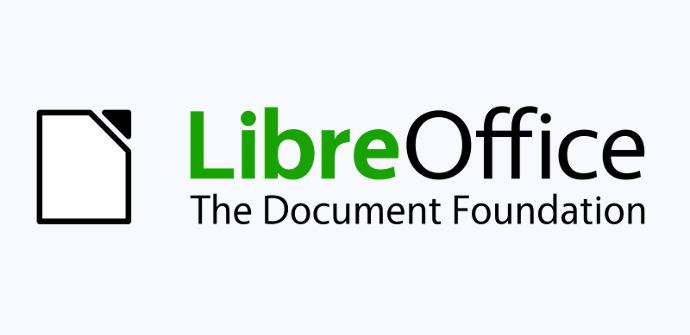 Logotipo principal de LibreOffice