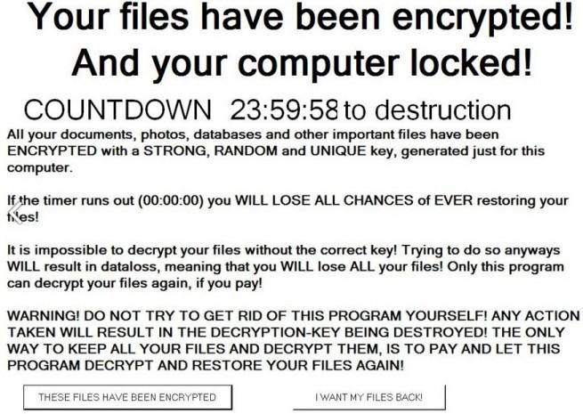 pacman malware cifra los archivos de tu equipo