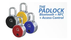 Padlock, un candado con control de acceso