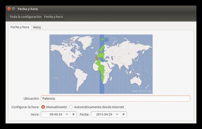 Ubuntu cambio de fecha vulnerabilidad