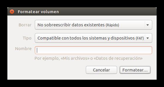 cifrar memoria usb ubuntu foto 4
