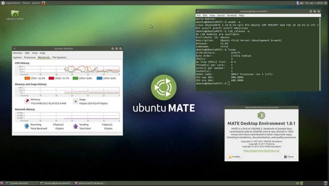 ubuntu mate raspberry pi 2