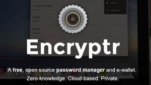 Almacena tus contraseñas y datos personales de forma segura con Encryptr