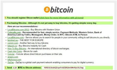 CryptoWall versión 3.0 oleadas correo electrónico