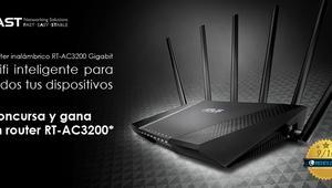 Sorteamos un router ASUS RT-AC3200, el nuevo buque insignia del fabricante