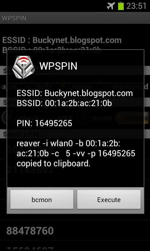 WPSPIN v1 3 para Android ya disponible: Comprueba la