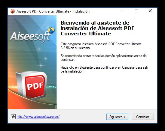 Aiseesoft PDF Converter Ultimate tutorial foto 1