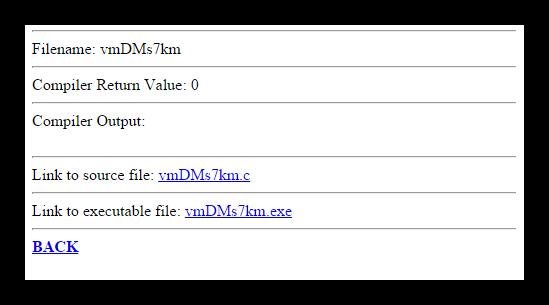 Descargar el binario de Online Compiler