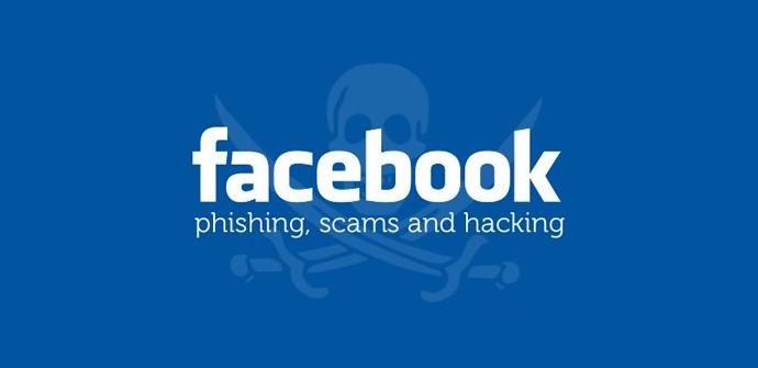 Estafas, engaños y hackeos en Facebook