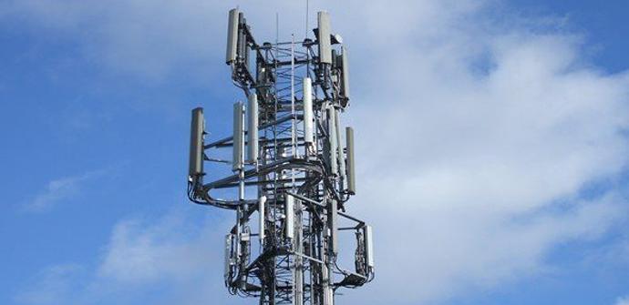 Antena móvil GMS - 3G