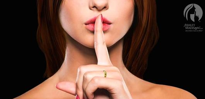 Imagen corporativa de Ashley Madison