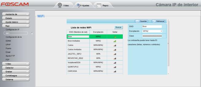 Foscam: Análisis del firmware de esta cámara IP