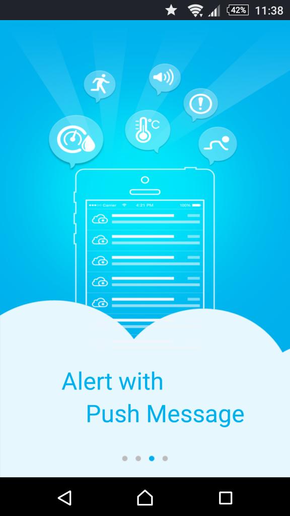 Foscam App Android Asistente