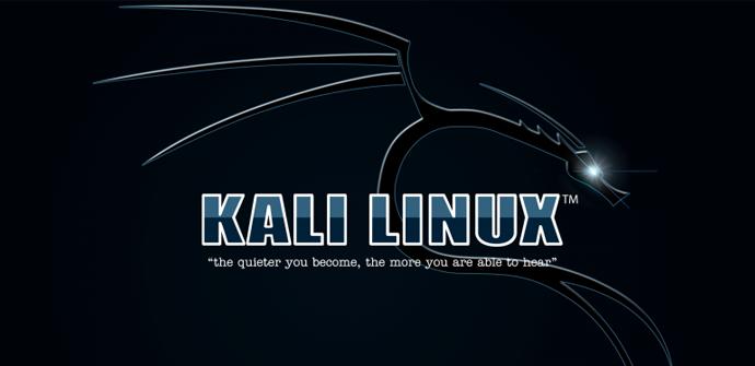 Logotipo de Kali Linux