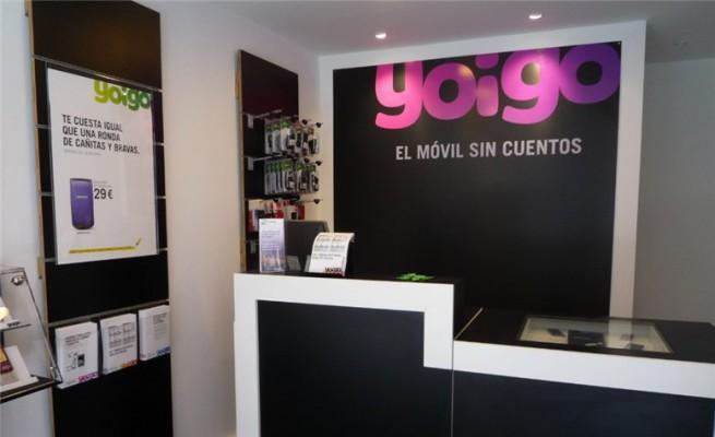 Tras varios a os vuelvo a yoigo primeras impresiones for Oficinas yoigo