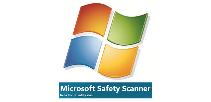 Logotipo de Microsoft Safety Scanner