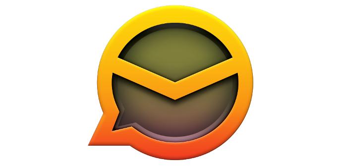 Logotipo de Em Client