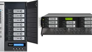 Thecus presenta los NAS N7770-10G y N8880-10G de altas prestaciones