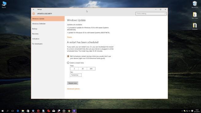 Windows 10 KB3081436
