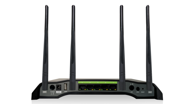 Amped wireless RE1900A