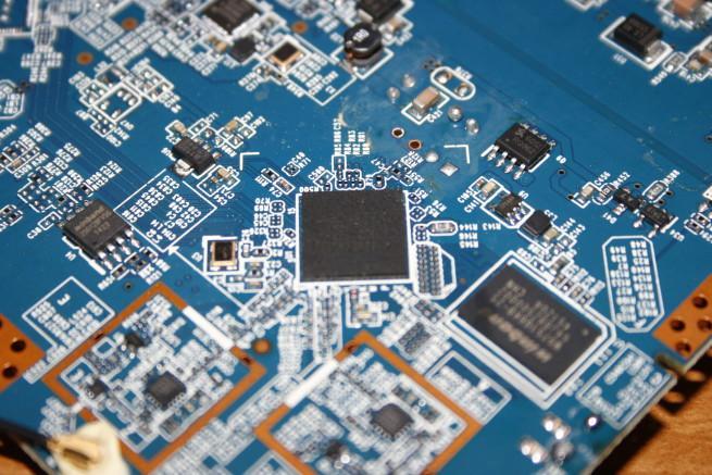 CPU principal del AP Edimax CAP300