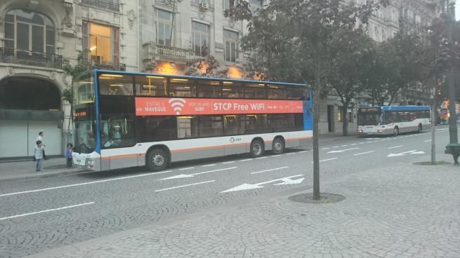 oporto centro autobuses