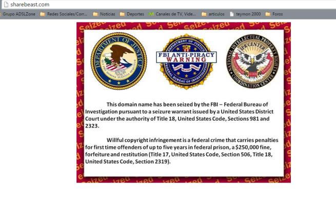sharebest.com cierre fbi