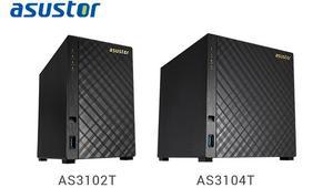 ASUSTOR lanza nuevos dispositivos NAS económicos, de alto rendimiento y con salida HDMI
