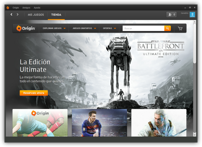 Origin - Electronic Arts