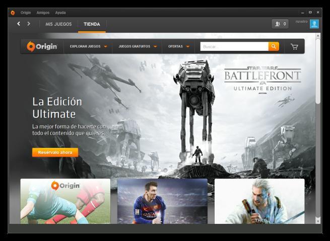 Origin - Electronic Arts