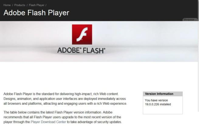 adobe_flash_version