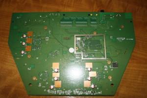 Vista trasera del router D-Link DIR-890L